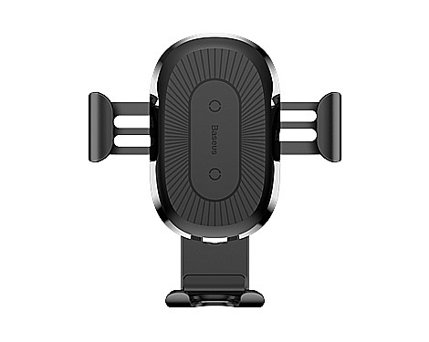 gravity car mount wireless charger