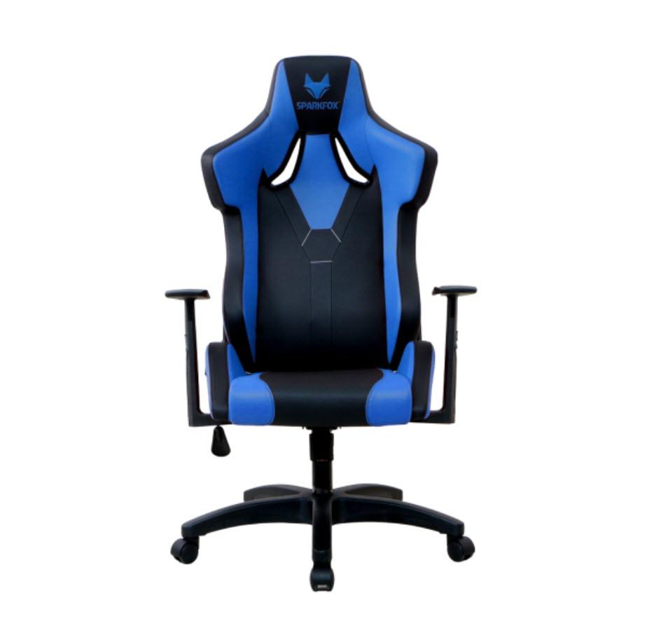 כיסא גיימינג מקצועי כחול GC55V