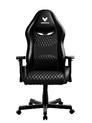 מושב גיימינג SPARKFOX שחור