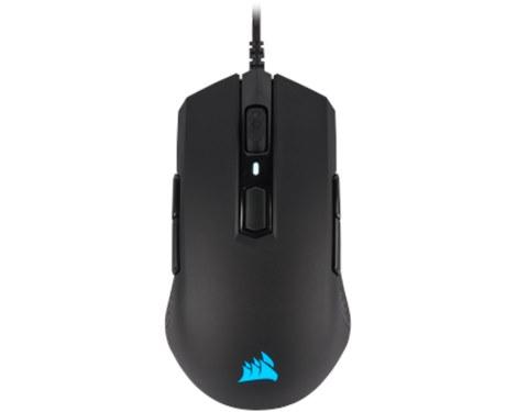 עכבר גיימינג CORSAIR דגם M55 RGB PRO
