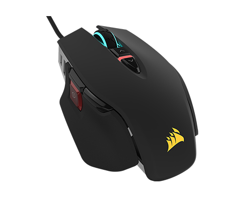 עכבר גיימינג CORSAIR דגם M65 RGB ELITE