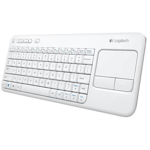 מקלדת אלחוטית Logitech Touch K400 Plus Retail