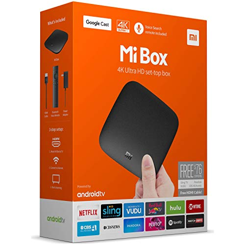 סטרימר Mi Box S 4K