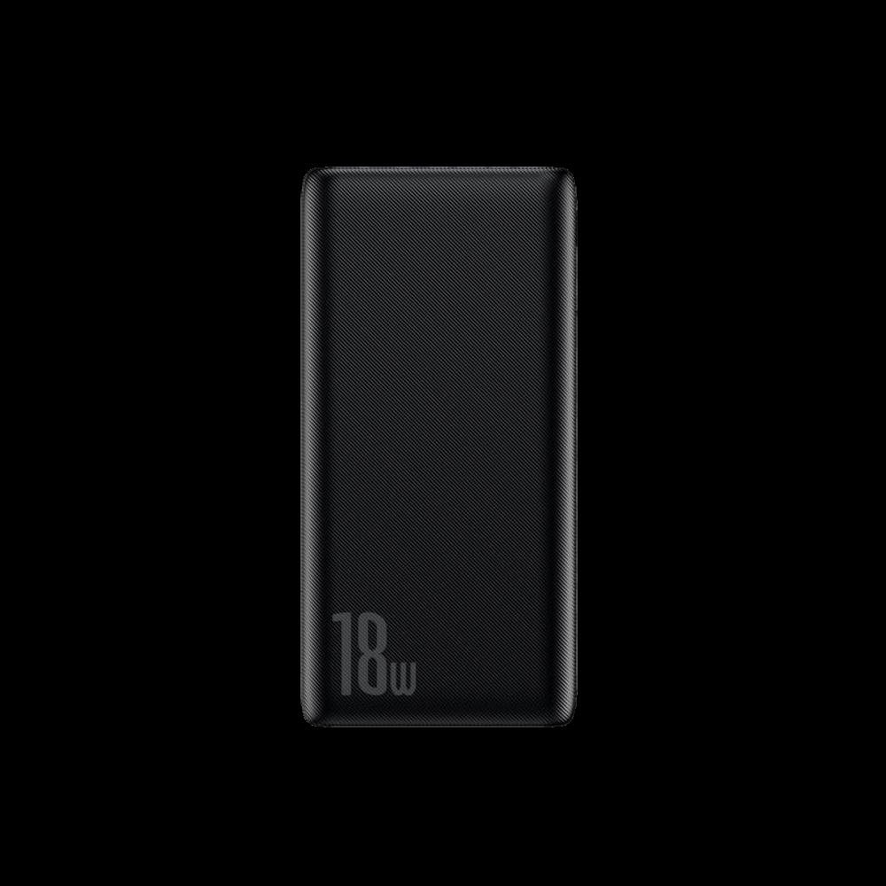 סוללה 18W Q3 PD 10000 שחור