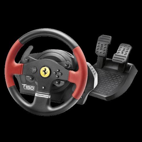 הגה T150 Ferrari FFB ל PC/PS4/PS5